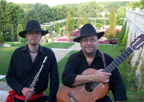 duo zuid amerikaanse muziek